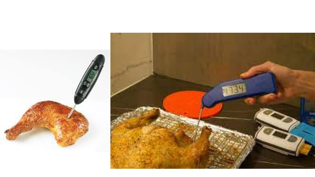 How to Check the Temperature of a Whole Chicken