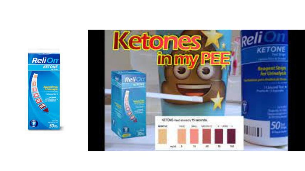 ReliOn Ketone Test Strips Review