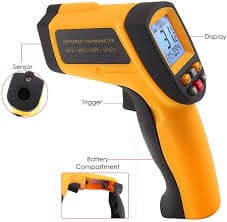 Infrared-Laser-Thermometer