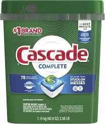 Cascade Dishwasher Pods Reviews