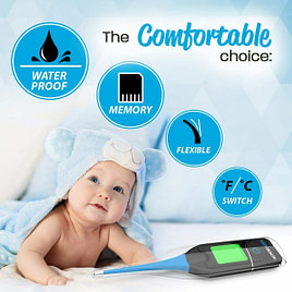 Baby Thermometer review