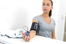 Checking Your Blood Pressure Reception