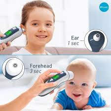 iProvèn Medical Ear Thermometer with Forehead Function