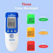 Easy@Home NCT-301 3 in 1 Non Contact Infrared Thermometer