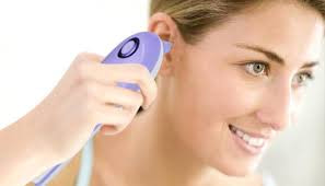 how to use a digital ear thermometer