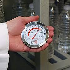 DayMark IT115410 Stainless Steel Dishwasher-Safe Refrigerator
