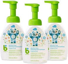 Babyganics Alcohol-Free Foaming Spray Hand Sanitizer