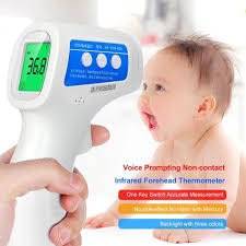 Best Forehead Thermometer for Babies