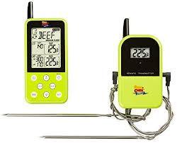 Wireless Dual Probe BBQ