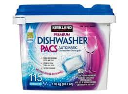 Automatic Kirkland Premium Dishwasher Pacs