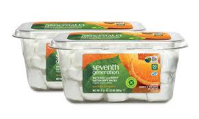 Seventh Generation Detergent Packs