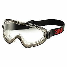 3M Anti-Fog Protective Goggles