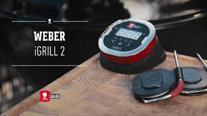 Weber iGrill 2 Bluetooth BBQ Thermometer
