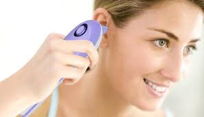 How to use ear thermometer