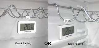 Wrenwane Digital Refrigerator Thermometer