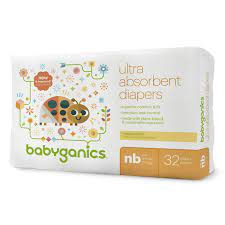 BabyGanics Ultra Permeable Earth's Best Diapers Reviews