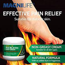 Magnilife DB Pain Relieving Foot Cream Reviews