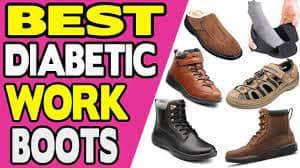 Best-Work-Boots-for-Diabetics
